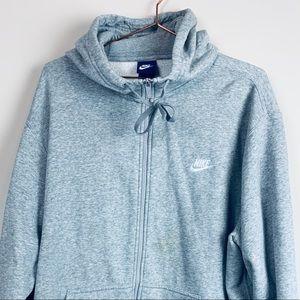 Nike Zip Classic Hoodie| Sz XXL